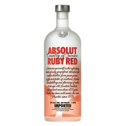 Vodka Absolut Ruby Red 1L