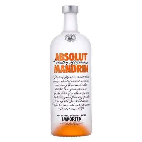 Absolut Vodka Mandrin 1L