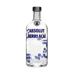 Vodka Absolut Berry Acai 1L