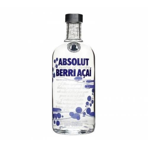 Vodka Absolut Berry Acai 1L