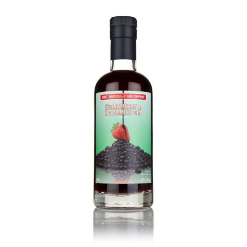 Gin Strawberry & Balsamico