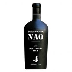 Gin Nao Premium Gin With Portuguese Soul