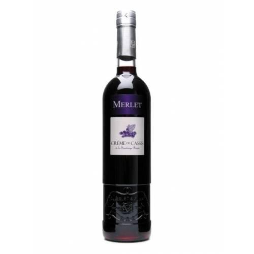 Liquore Merlet Cassis