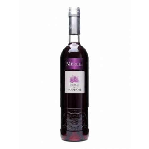 Liquore Merlet Lamponi