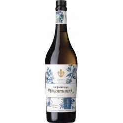 Vermouth Royal La Quintinye Blanc