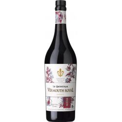 Vermouth Royal La Quintinye Rosso