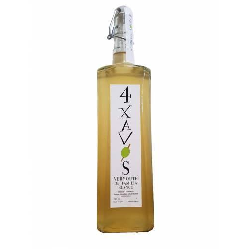 Vermouth 4Xavos Bianco Unfiltred