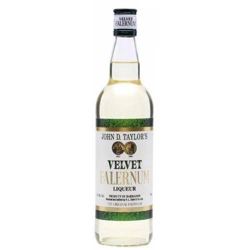 Falernum Velvet Liqueur