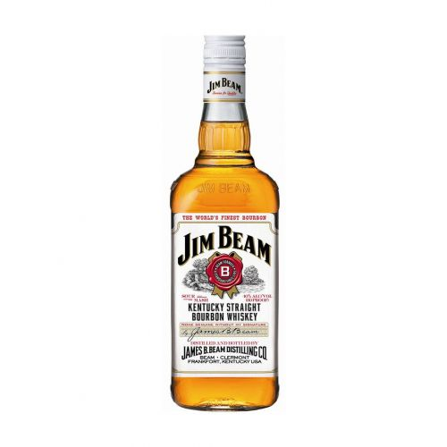 Whisky Jim Beam Kentucky Straight Bourbon