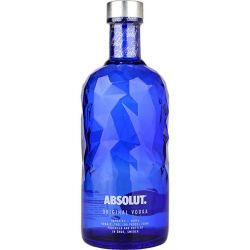 Vodka Absolut FACET Lim. Ed. Blue