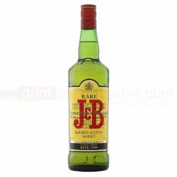 Whisky J&B Rare Blended Scotch 1L
