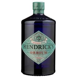 Gin Hendrick's ORBIUM QUININATED