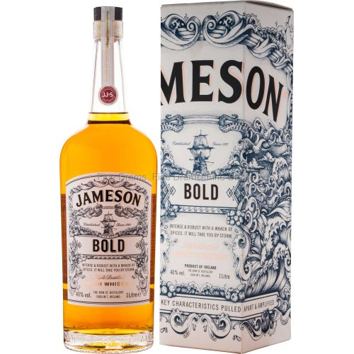 Whisky Jameson deconstructed series Bold 1L