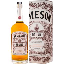 Whisky Jameson Round deconstructed series 1L