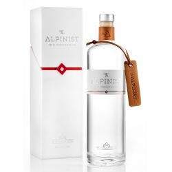 Gin The Alpinist Swiss Premium Dry