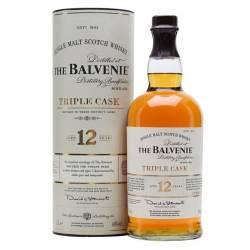Whisky Balvenie 12Y Triple Cask