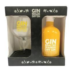 Gin Ginbraltar Citrus + coppa