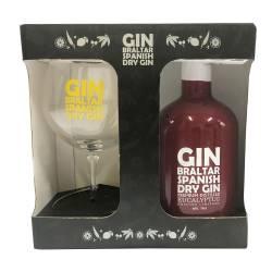 Ginbraltar Citrus Gin + Coppa