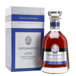 Rum Diplomatico Single Vintage 2004 - Sherry Cask
