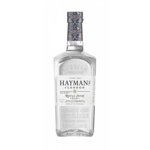 Gin Hayman's Royal Dock Navy Strength