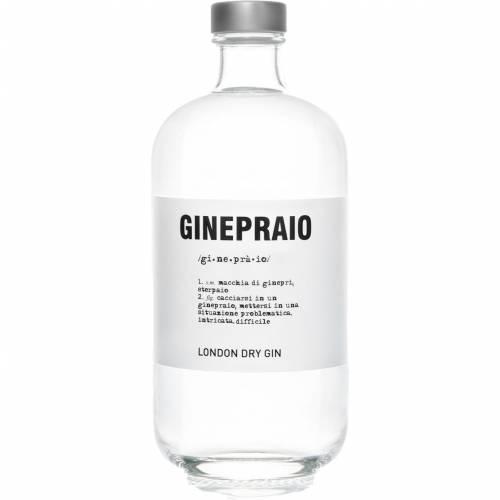 GIN GINEPRAIO BIO 50CL 45%