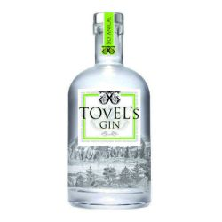 TOVEL'S GIN 45% 70CL