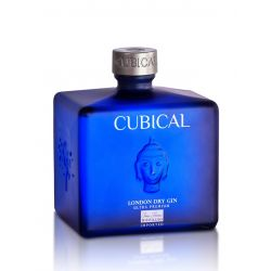 Gin Cubical Botanic Ultra Premium