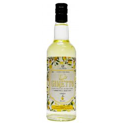 Aperitif Ginetto lemon