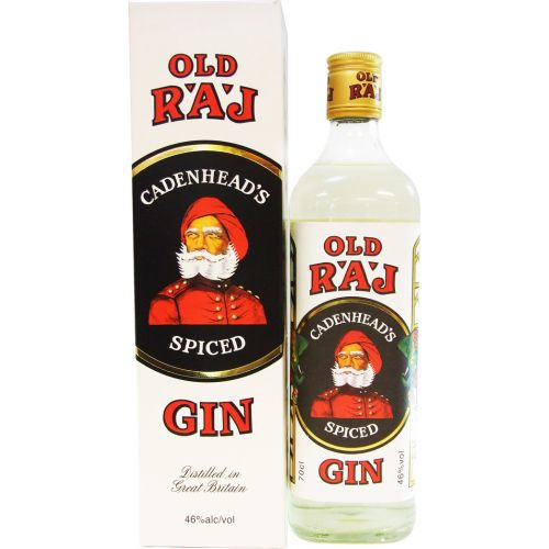 Old Raj Cadenhead's Gin