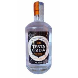 TestaCoda Navy Strength Gin