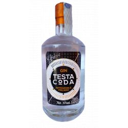 Gin TestaCoda Navy Strength