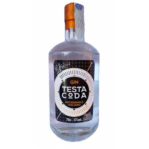Gin TestaCoda Navy Strength