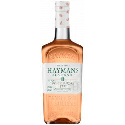 Peach & Rose Cup Hayman's
