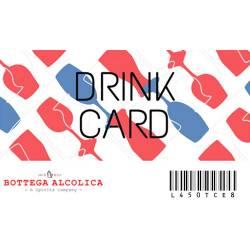 Drink Card 50€