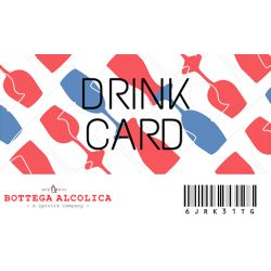 Drink Card 75€