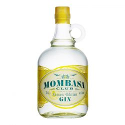 Gin Mombasa Lemon Edition