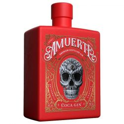 Amuerte - Coca Leaf Gin Red Lim. Ed.