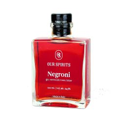 Our Spirits Cocktail Negroni