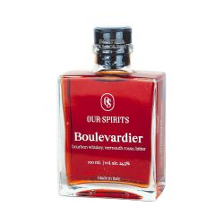 Cocktail Boulevardier Our Spirits