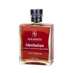 Cocktail Manhattan Our Spirits