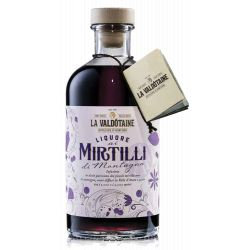 Blueberry Liqueur La Valdotaine