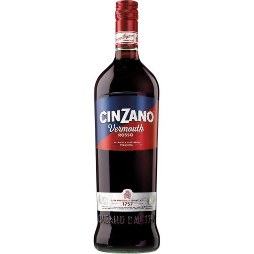 Vermouth Cinzano red