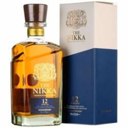 Whisky Nikka Single Malt 12Y