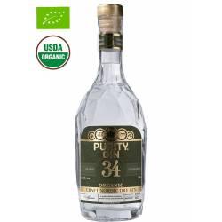 Purity 34 CRAFT NORDIC Dry Organic Gin 43% Vol. 0,7 l