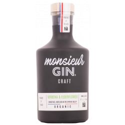 Monsieur Organic London Dry Gin