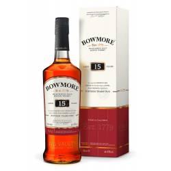 Whisky Bowmore 15Y Darkest