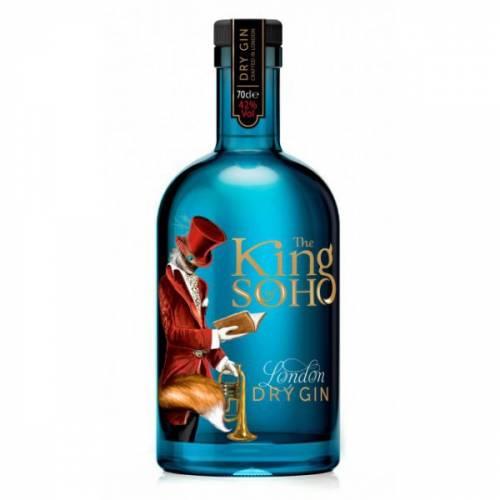 Gin The King of Soho