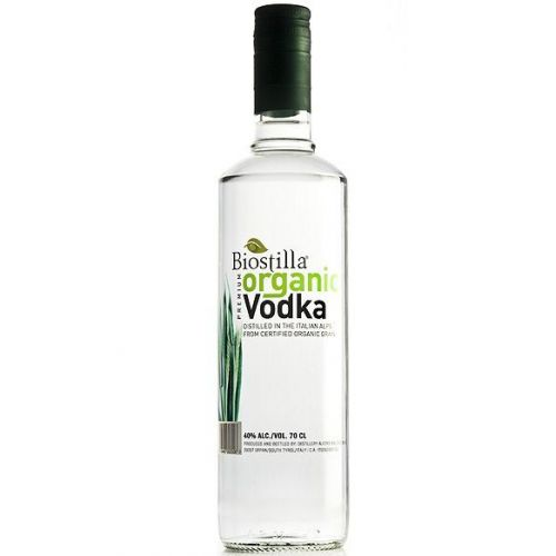Vodka Biostilla Organic