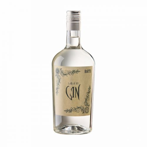 Gin Berto London Dry 1L