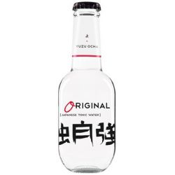 24 x Original Japanese Tonic water